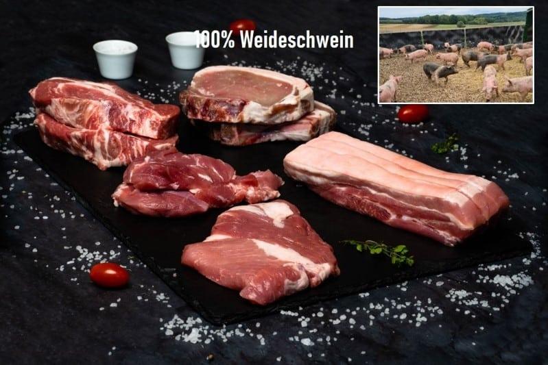 BBQ Premium Pork <br> 100% Weideschwein