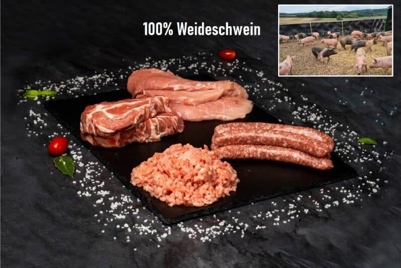 Weideschwein Paket