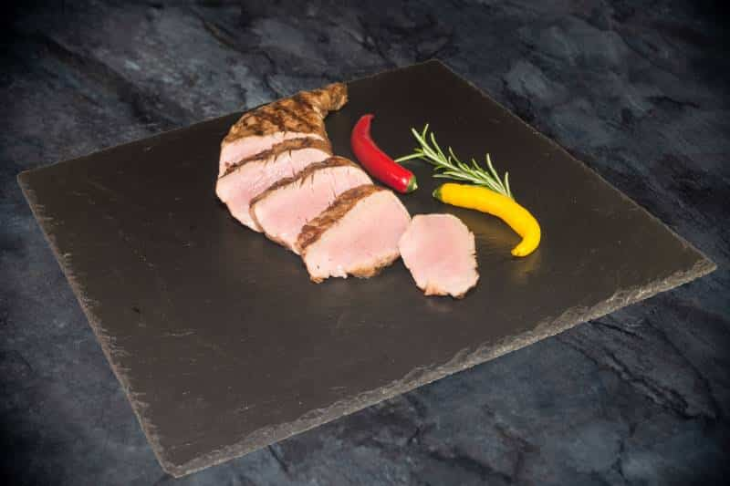 Filet vom Freilandschwein